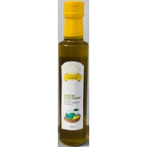 Olio Extra Vergine Aromatizzato ai Limoni del nostro Giardino 250ml