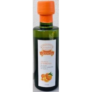 Condimento all'olio extra vergine di oliva e Arancia di Sorrento 100ml
