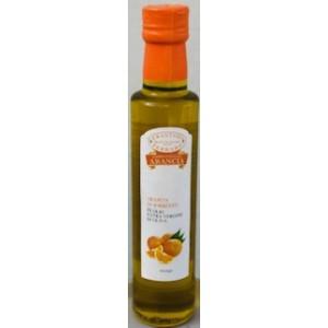 Olio Extra Vergine Aromatizzato all'arancia di Sorrento 250ml