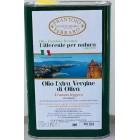 Olio extra vergine di oliva CLASSICO 5000ml x4