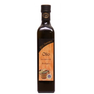 Extra virgin olive oil Organic 500ml