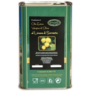 Cans extra Virgin Aromatized lemon 500ml